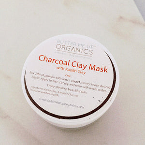 Organic Charcoal Mask / Activated Charcoal Mask - the-cured-company