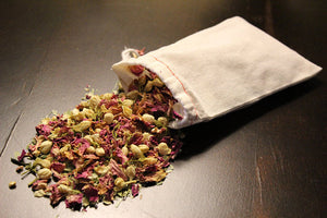 Organic Rejuvenating Bath Tea or Sachet - the-cured-company