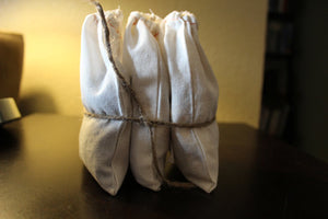 Organic Dryer Sachets - The Cured Company