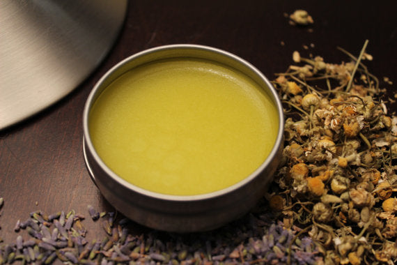 Lavender Calm Lip Balm - The Cured Company