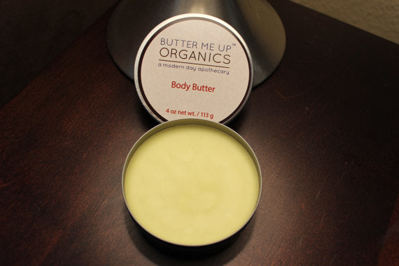 Organic Body Butter For Dry Skin - the-cured-company