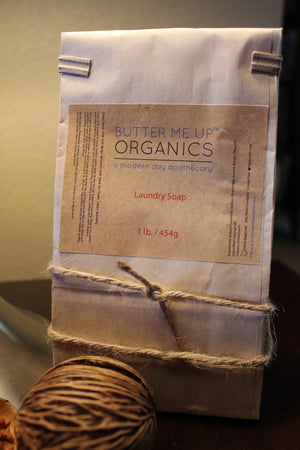 All Natural Laundry Soap - The Cured Company