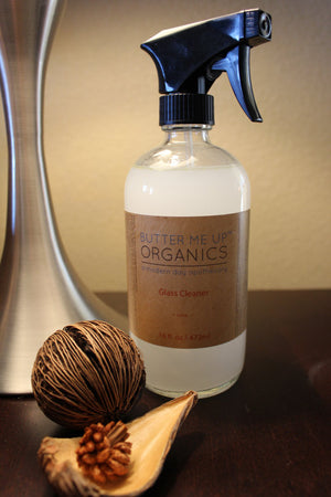 Natural Glass Cleaner - The Cured Company