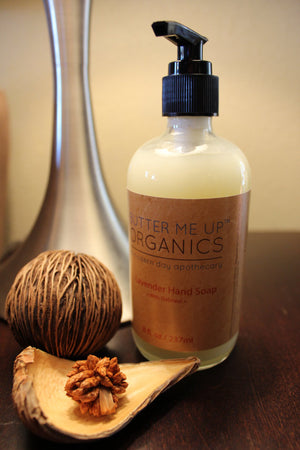 Organic Oatmeal Hand Soap - The Cured Company