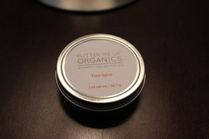 Organic Foot Salve - the-cured-company