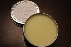 Organic Foot Salve - The Cured Company