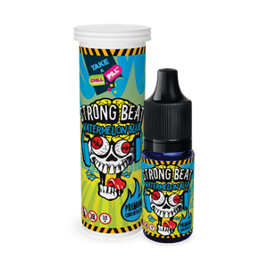 Chill Pill - Strong Beat - Watermelon Blue - 10 ml Flavour Concentrate