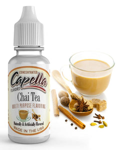 Capella Chai Tea