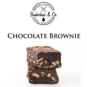 Bunkerbase & Co. - Chocolate Brownie - 10 ml Flavor Concentrate