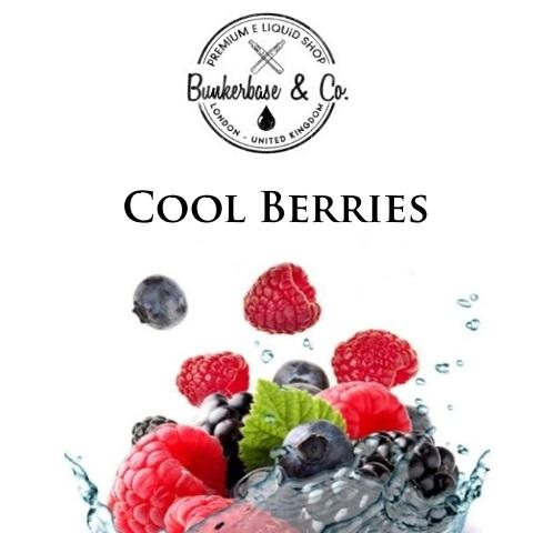 Bunkerbase & Co. - Cool Berries - 10 ml Flavor Concentrate