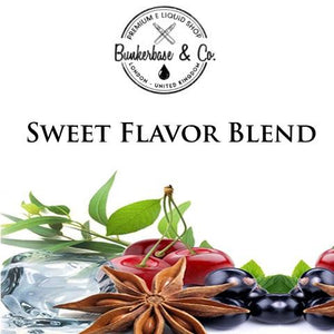 Bunkerbase & Co. - Sweet Flavor Blend - 10 ml Flavor Concentrate
