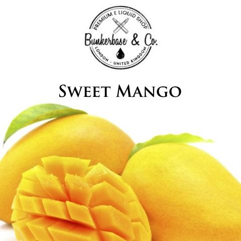 Bunkerbase & Co. - Sweet Mango - 10 ml Flavor Concentrate