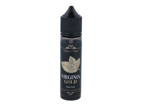 Tobacco Time - Virginia Gold 20ml Longfill