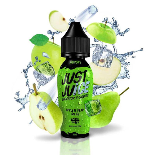 Just Juice - Apple and Pear on Ice- 50 ml Shortfill