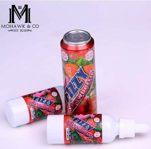 Mohawk & Co. - Fizzy Strawberry - 55 ml Shortfill