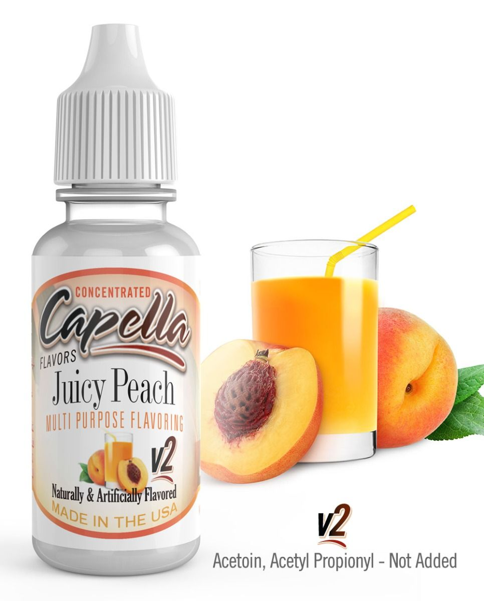 Capella Juicy Peach V2
