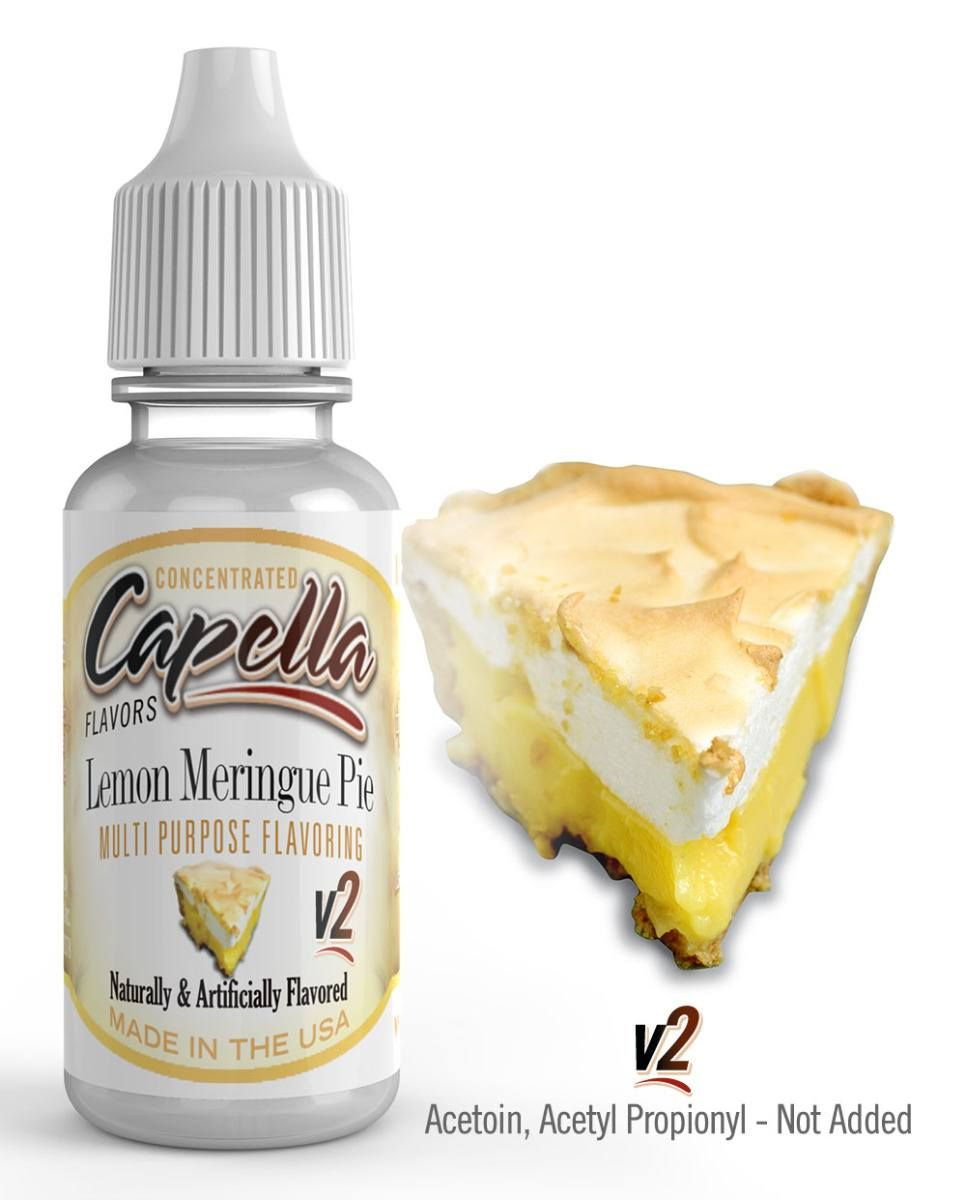 Capella Lemon Meringue Pie V2