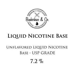 Liquid Nicotine Concentrate 7,2%