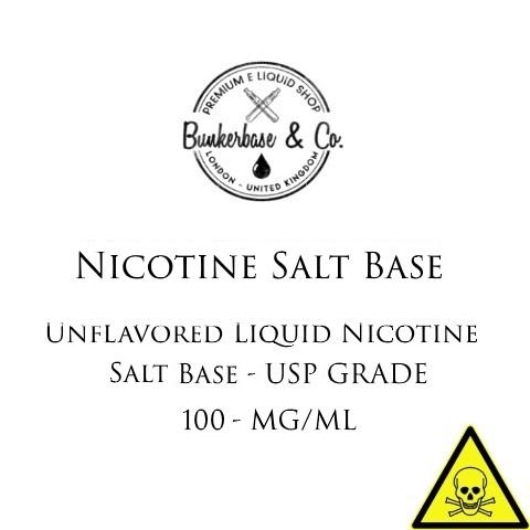 Nicotine B Salt Base 100 mg / ml