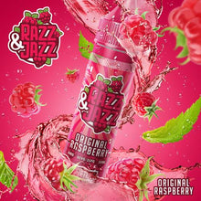 Load image into Gallery viewer, Razz & Jazz – Original Raspberry 50ml Short Fill
