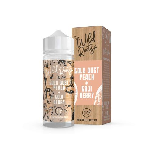 Wild Roots by Six Licks - Gold Dust Peach 100 ml