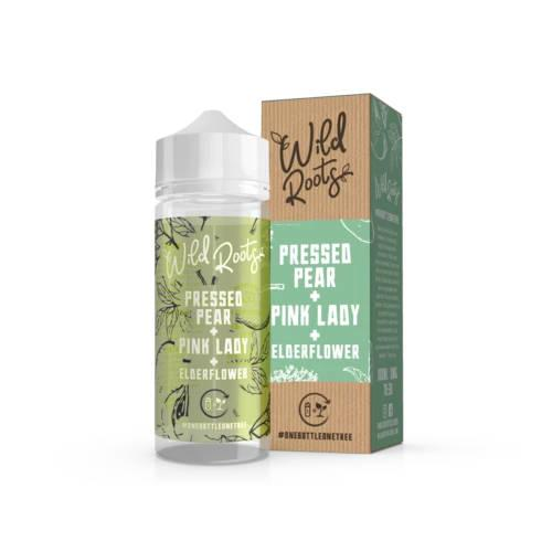 Wild Roots by Six Licks - Pressed Pear 100 ml