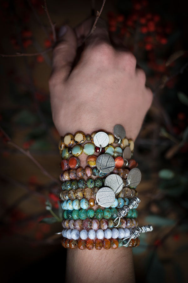 Barnacle Stretch Bracelet