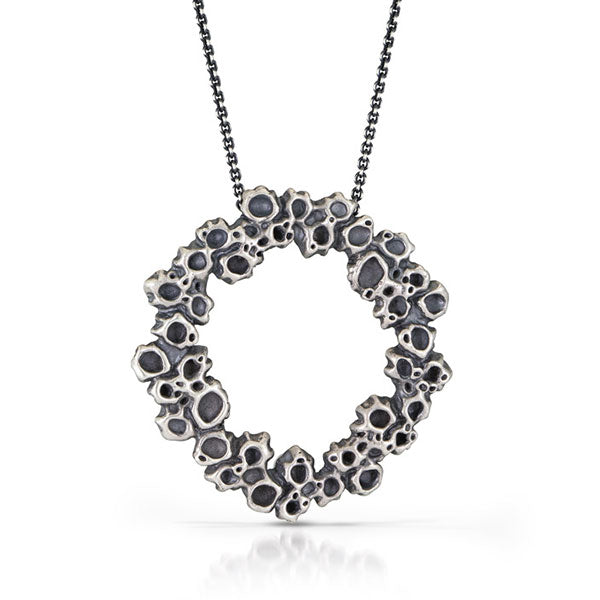 Circular Barnacle Necklace
