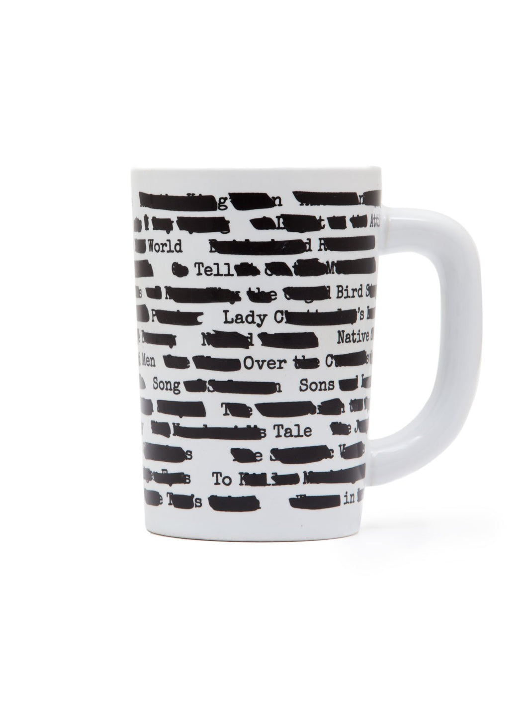 Banned Books Mug by Out of Print