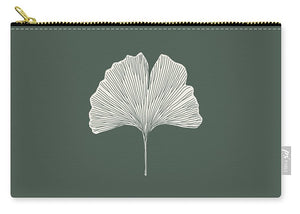 Ginkgo Leaf - Carry-All Pouch
