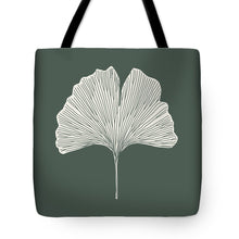 Load image into Gallery viewer, Ginkgo Leaf - Tote Bag