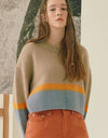 Neul - Sunset Gradation Sweater
