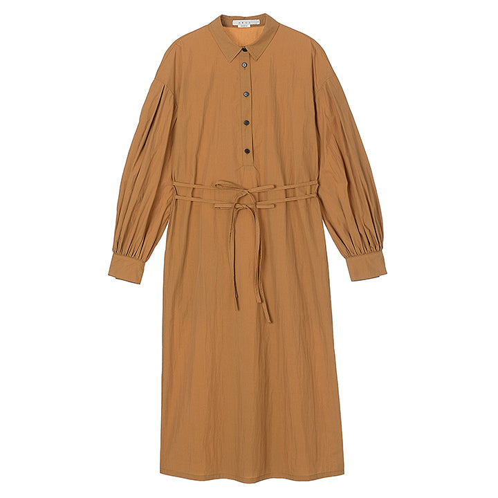 Neul - Balloon Sleeve Shirtdress