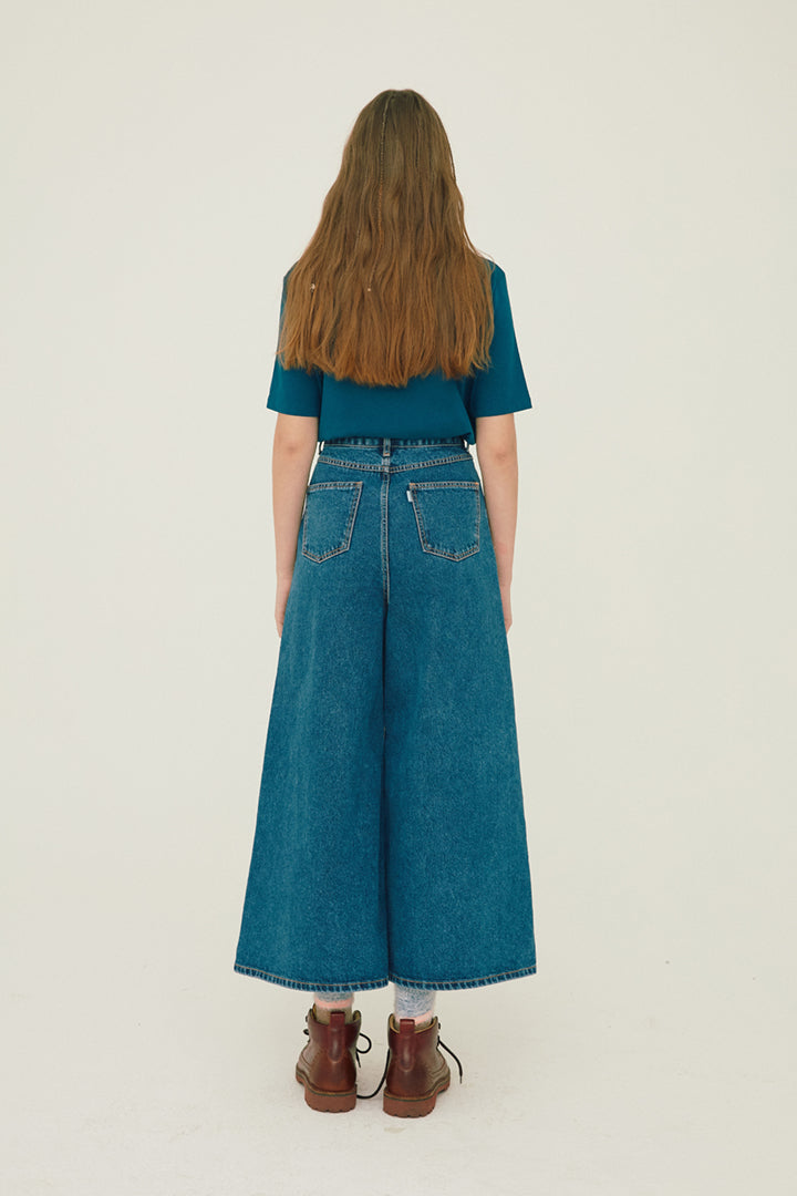 Michi's Selection Neul - Wide Denim Pants