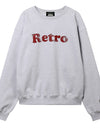 Retro sweat shirt