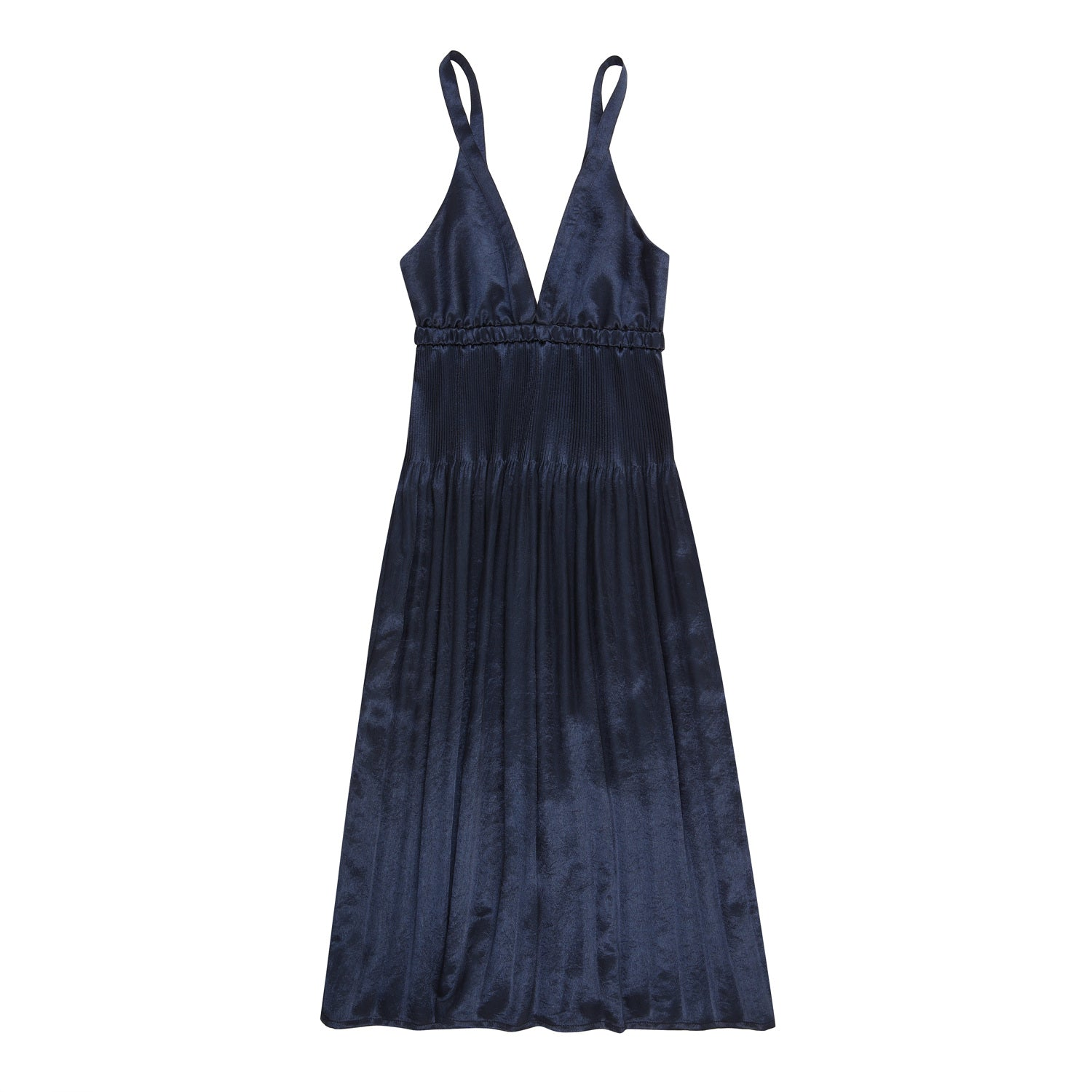 Fortuna shining dress - Navy
