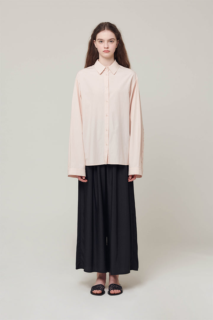 Wide Sleeves Shirt