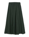 Shirring Long Skirt