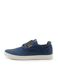 Larrie Navy Smooth Sneakers