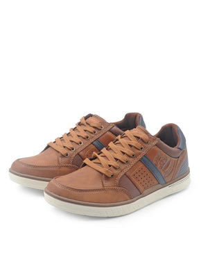 Larrie Brown Striking Line Sneakers