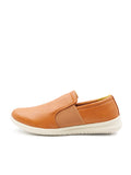 Larrie Tan Slider Loafers