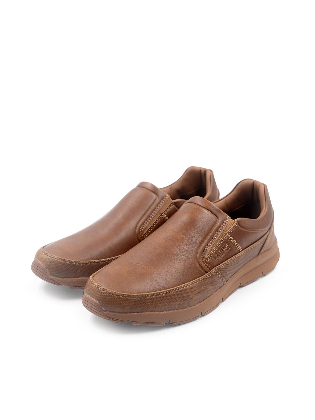 Larrie Tan Classic Slip On Shoes