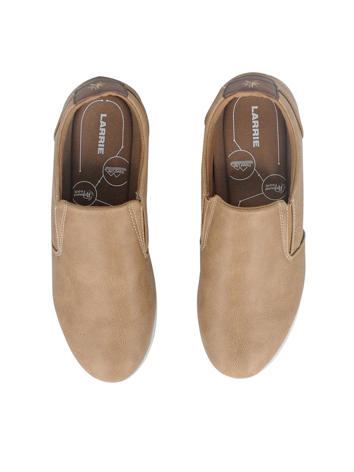 Larrie Mushroom Basic Slip On Shoes