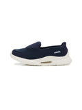 Larrie Women Navy Lightweight Slip-On Casual Sporty Sneakers