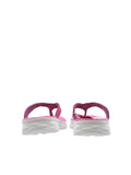 Larrie Red Comfortable Platform Casual Sandal
