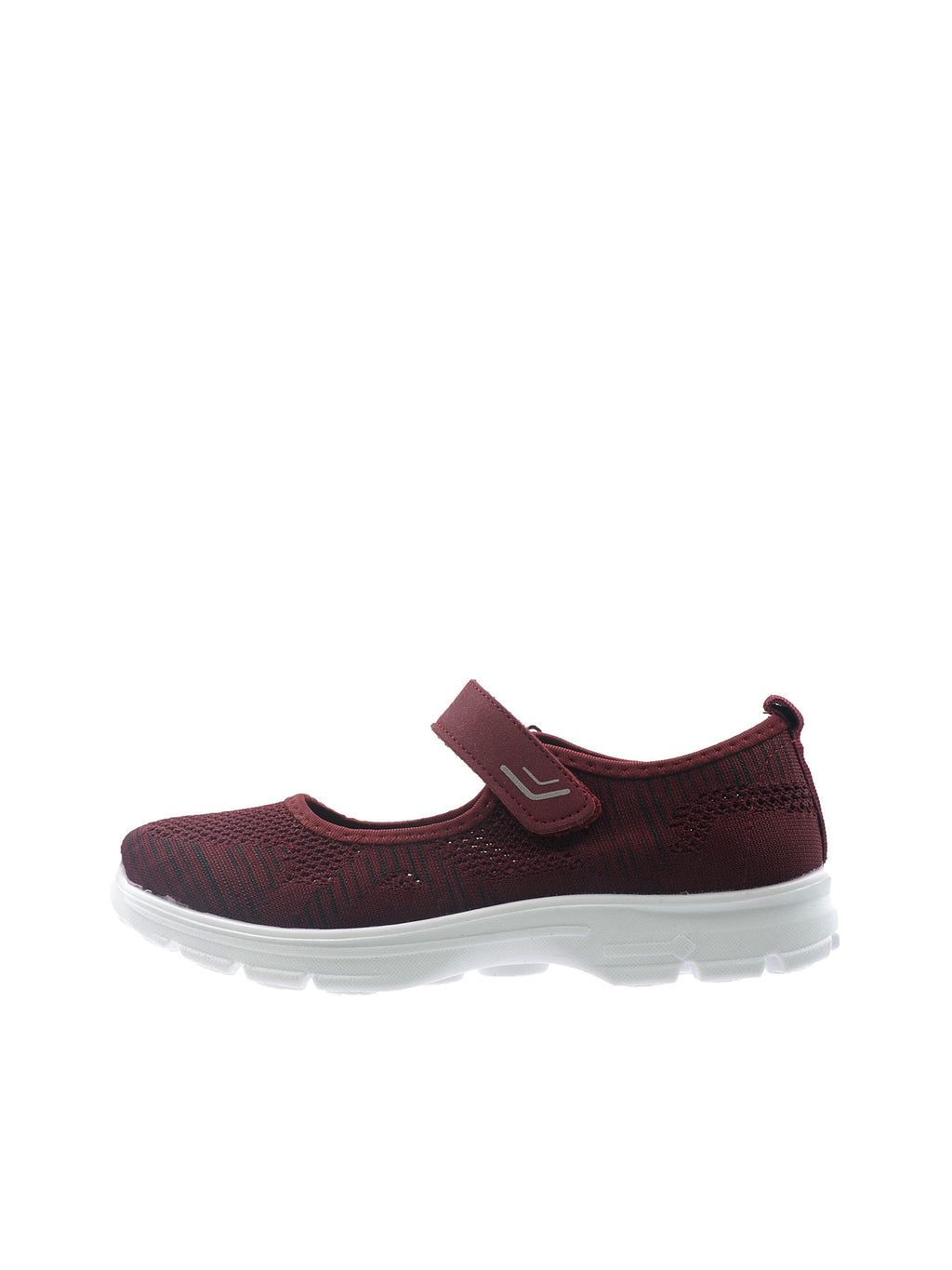 Larrie Red Chichi Casual Sporty Flats