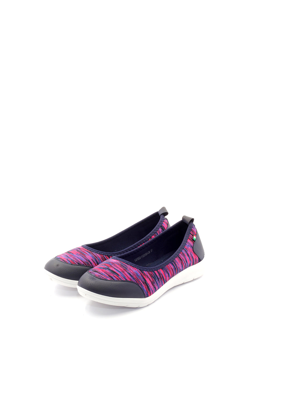 Larrie Women Fuchsia Stretchable Casual Sporty Flats