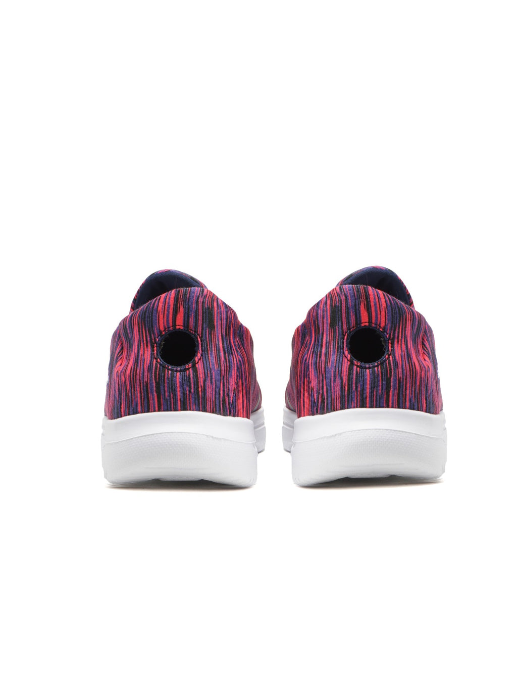 Larrie Purple Stylish Casual Sporty Sneakers
