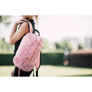 LARRIE Women Pink Limited Edition BackPack Bag