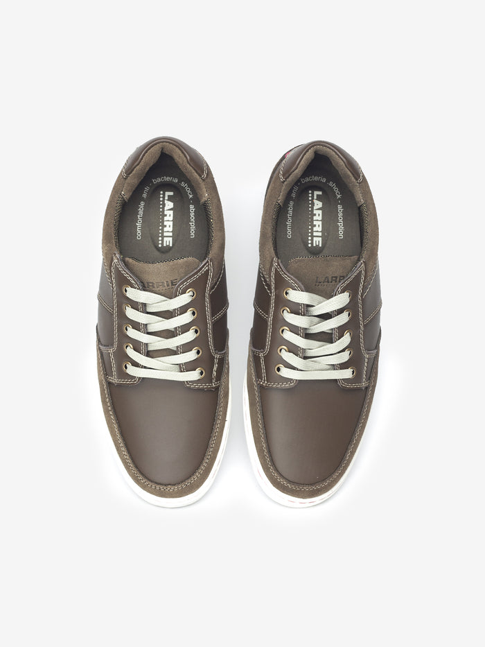 Larrie Olive Basic Sneakers